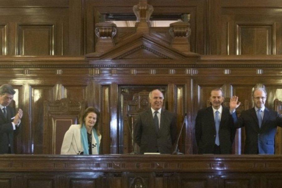 La Corte Suprema postergó una definición sobre los jueces con los traslados suspendidos