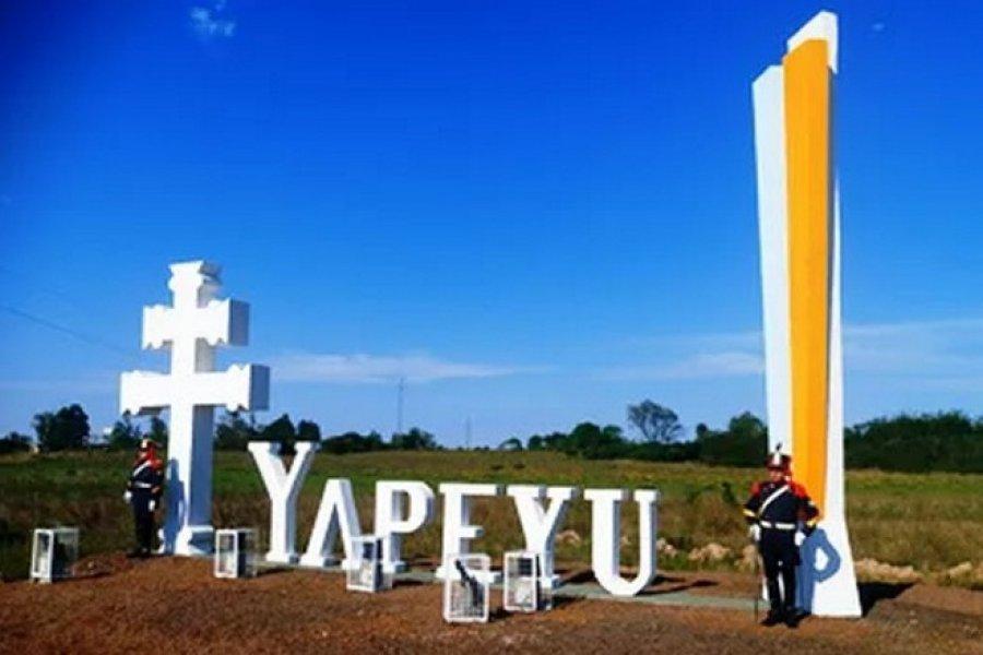 Primer caso de Coronavirus en Yapeyú