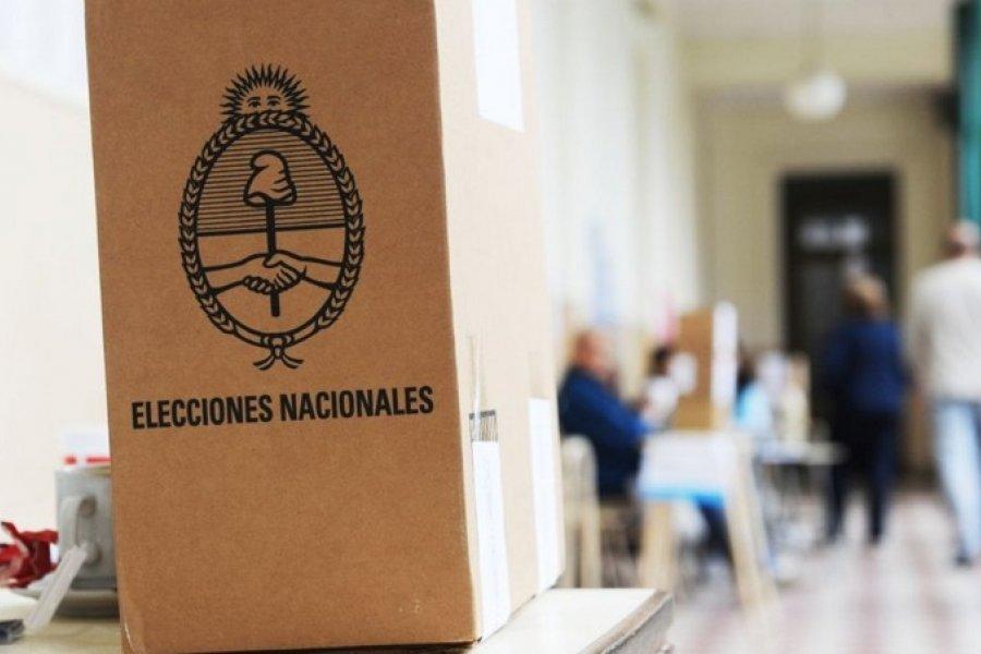 Elecciones: Las PASO serán el 12 de septiembre y las legislativas el 14 de noviembre