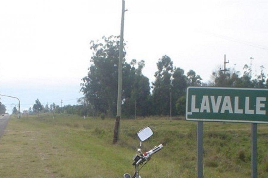 Murió un hombre tras un accidente en Lavalle