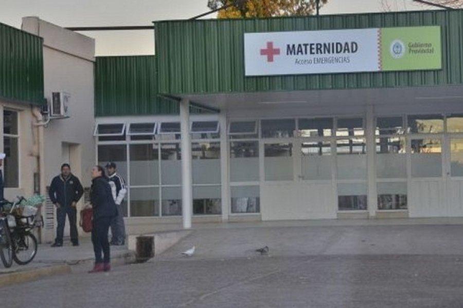 Desde el jueves, cambia el lugar acceso al Hospital Materno Neonatal
