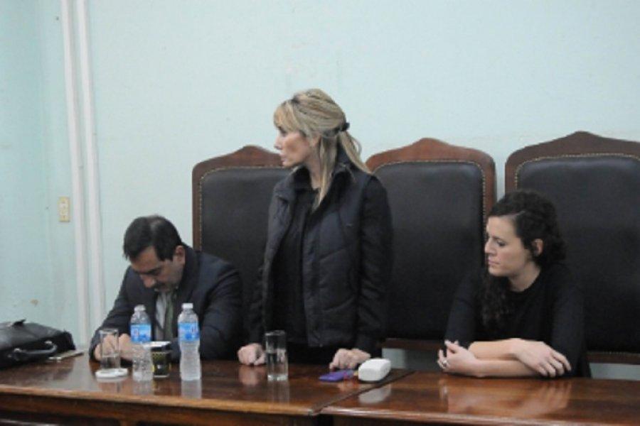 Liberan a la mujer condenada por la muerte de Rubén Re