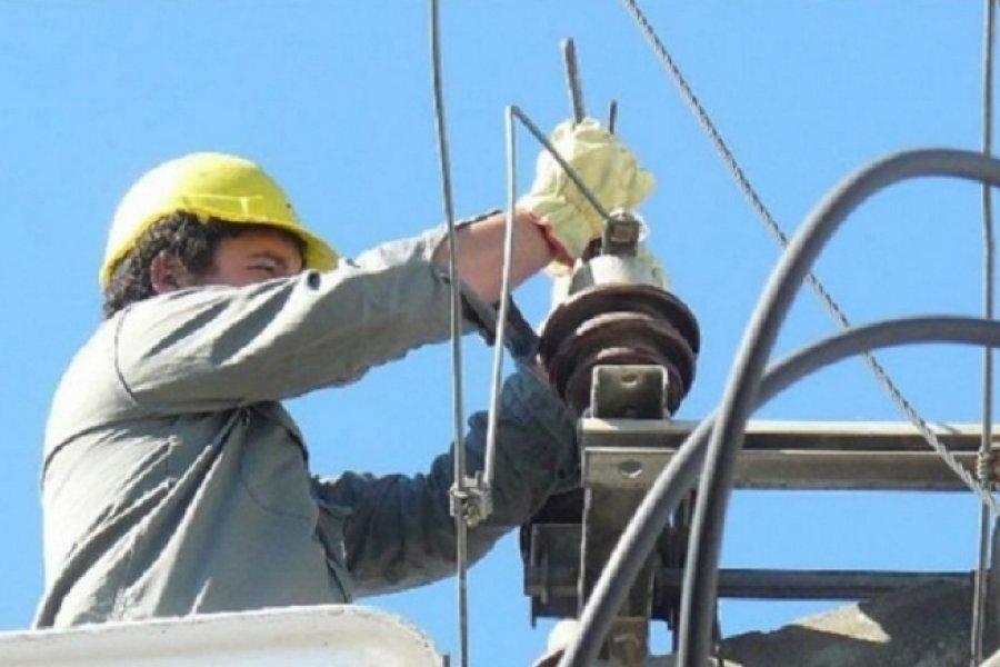 Cronograma de cortes de energía desde el sábado 10 al viernes 16