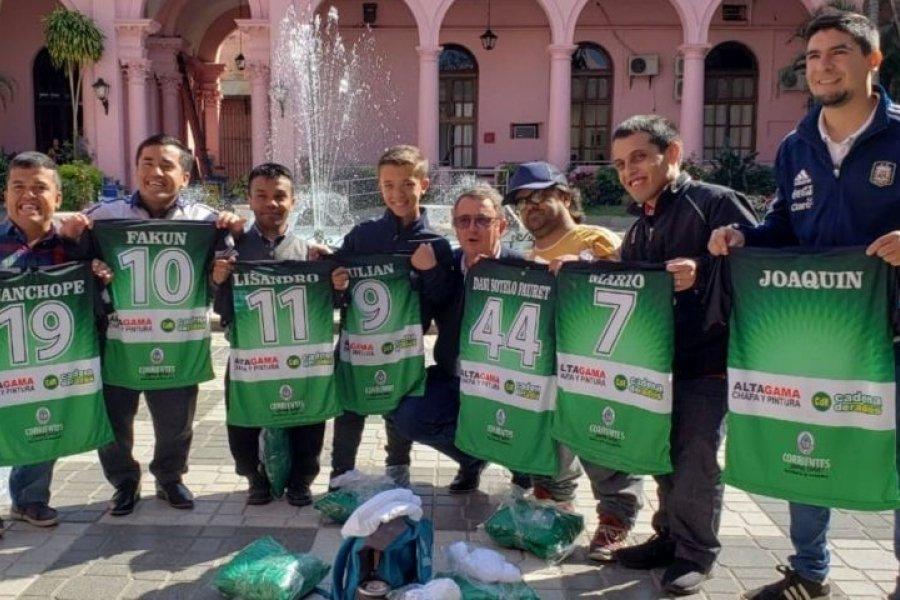 La Copa Argentina de Talla Baja se disputa en Corrientes
