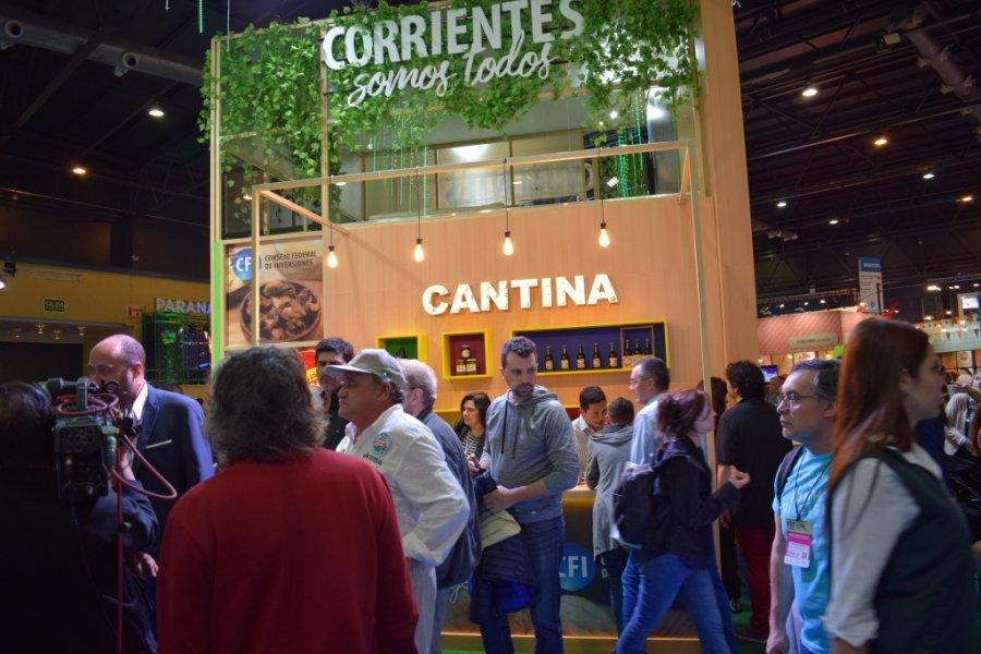 El turismo de Corrientes se promocionará en la feria más importante del sector