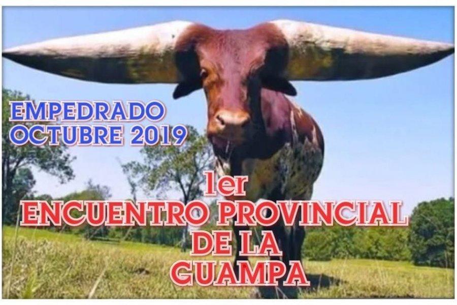 Ya tiene fecha el Festival de la Guampa en Empedrado