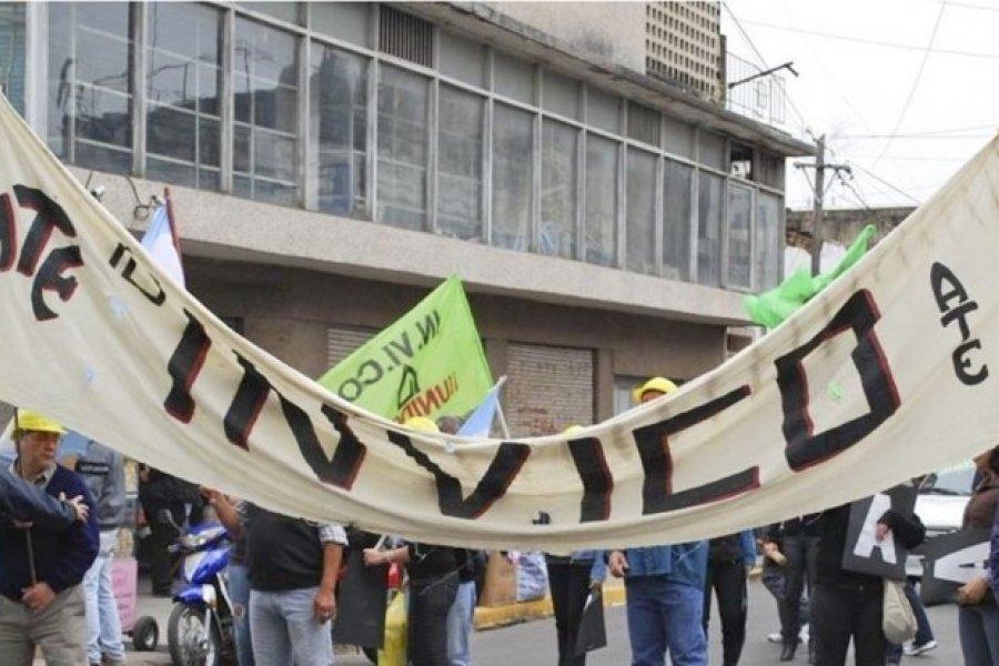 Trabajadores de INVICO piden continuidad laboral ante la amenaza de ser despedidos