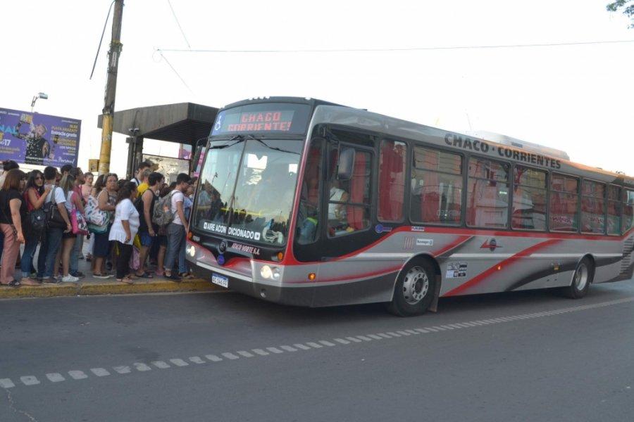 El servicio del Chaco - Corrientes vuelve a funcionar con normalidad