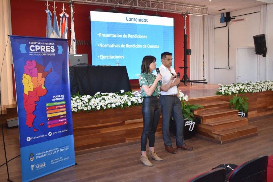 Universidades del NEA participaron de una nueva reunión de CPRES