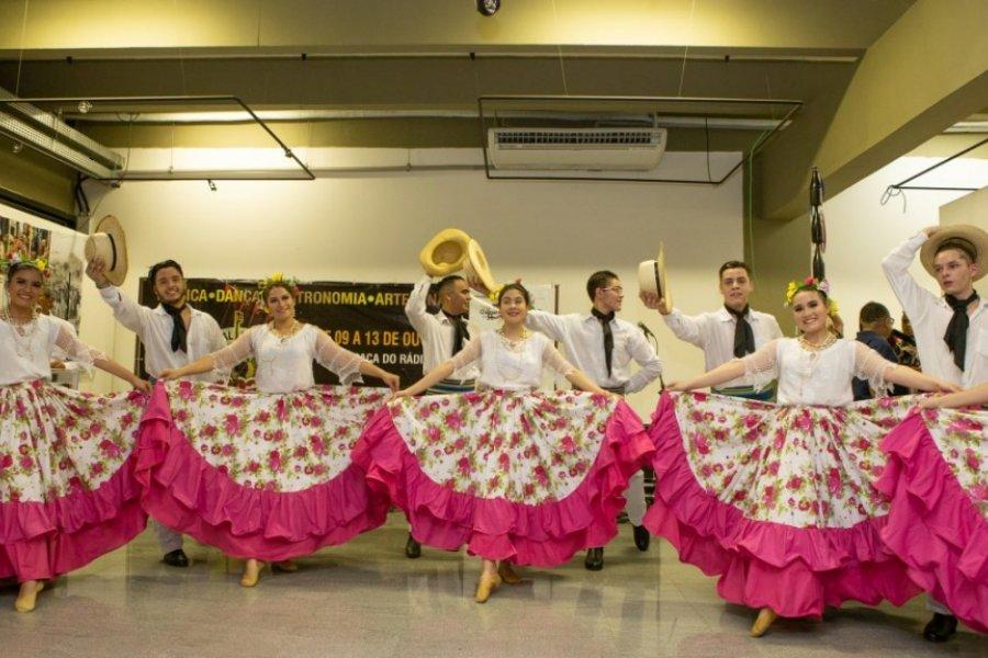Corrientes presente en el Tercer Festival del Chamamé en Brasil