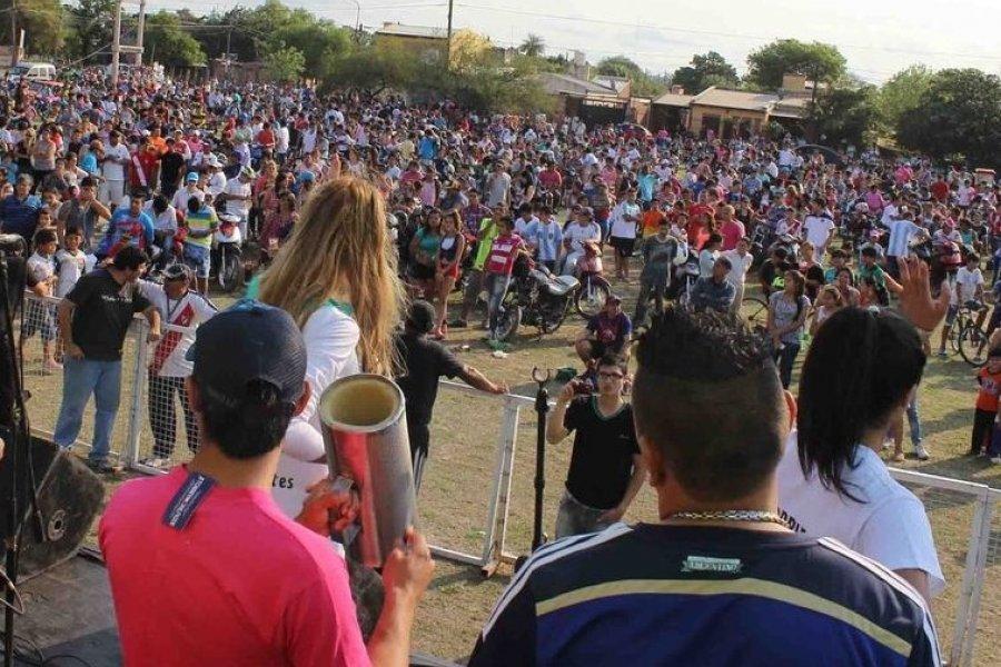 Corrientes Cumbia: convocó a más de 14 mil personas durante el fin de semana