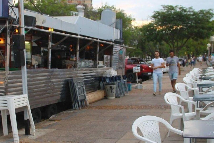 Corrientes: se acuerdan pautas para el uso de espacio publico de carritos gastronómicos