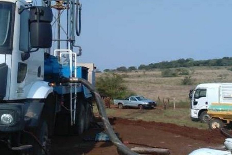 Corrientes: Medida posibilita continuar con el Plan Aguas en siete Departamentos