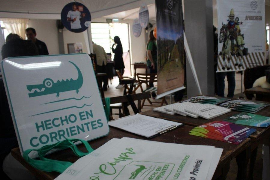 El Programa Hecho en Corrientes se exhibió en Itaquí