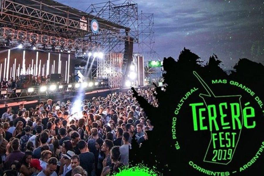 Tereré Fest en Corrientes: La segunda edición del picnic cultural más grande del país