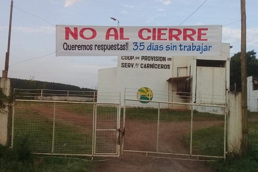 Corrientes: Otra planta paralizó sus actividades después de 30 años de funcionamiento