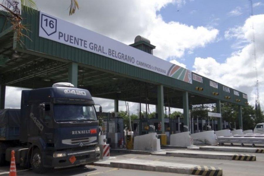 Trabajadores de Caminos del Paraná sufren incertidumbre ante el cambio de empresa