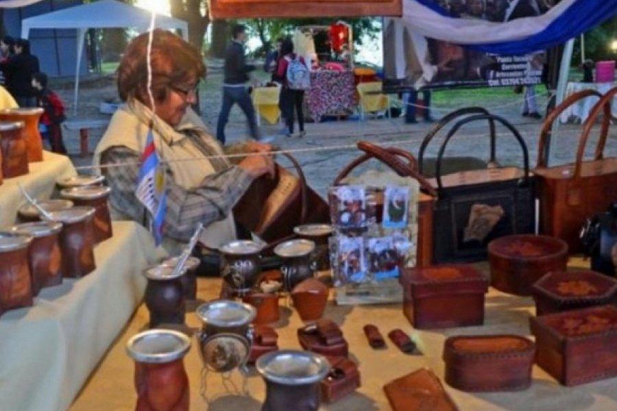Éste jueves comienza la feria de artesanos y emprendedores en la ciudad