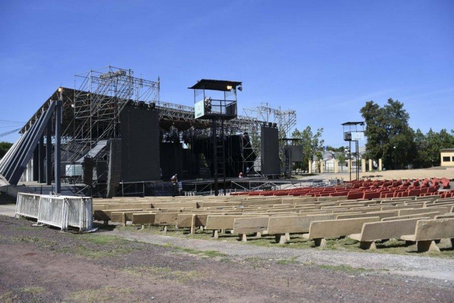 Corrientes: El Cocomarola se prepara para recibir la Fiesta Nacional del Chamamé