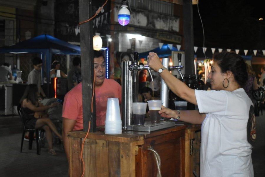 Corrientes: Gran éxito en la Feria de Gastronomía y artesanías