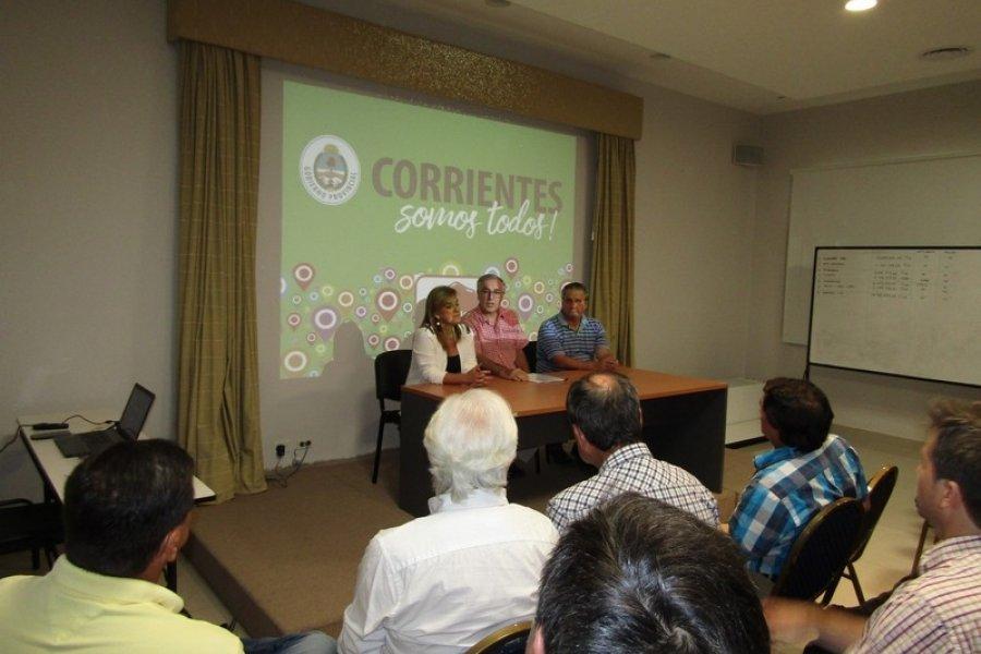 Corrientes: Exponen resultados del Plan Ganadero