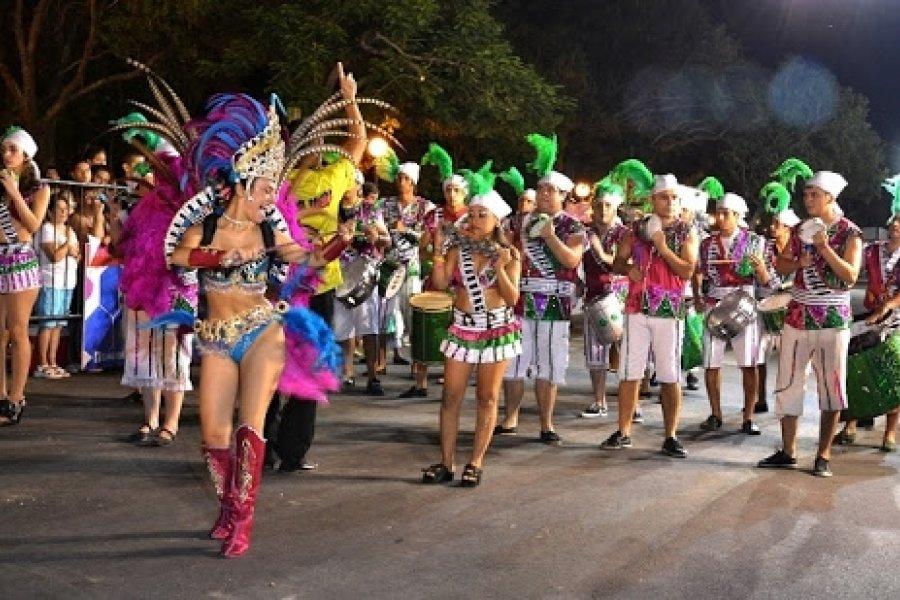 Corrientes: El martes 4 de febrero llega el carnaval barrial al Industrial