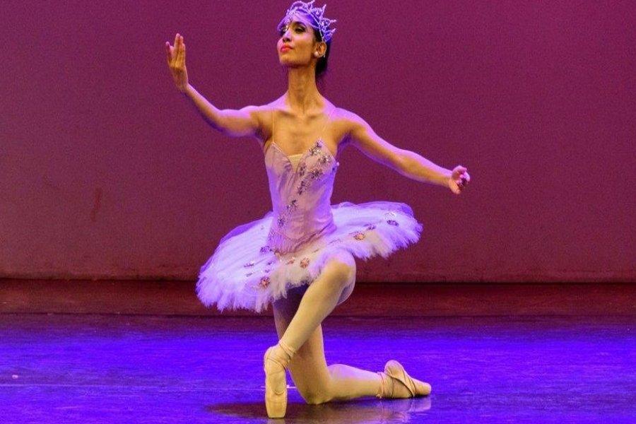 Becan a una correntina para bailar en la Fundación Julio Bocca