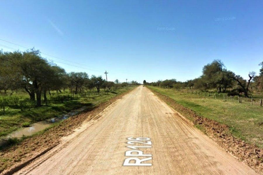 Corrientes: Confirman la repavimentación de la Ruta Provincial 126