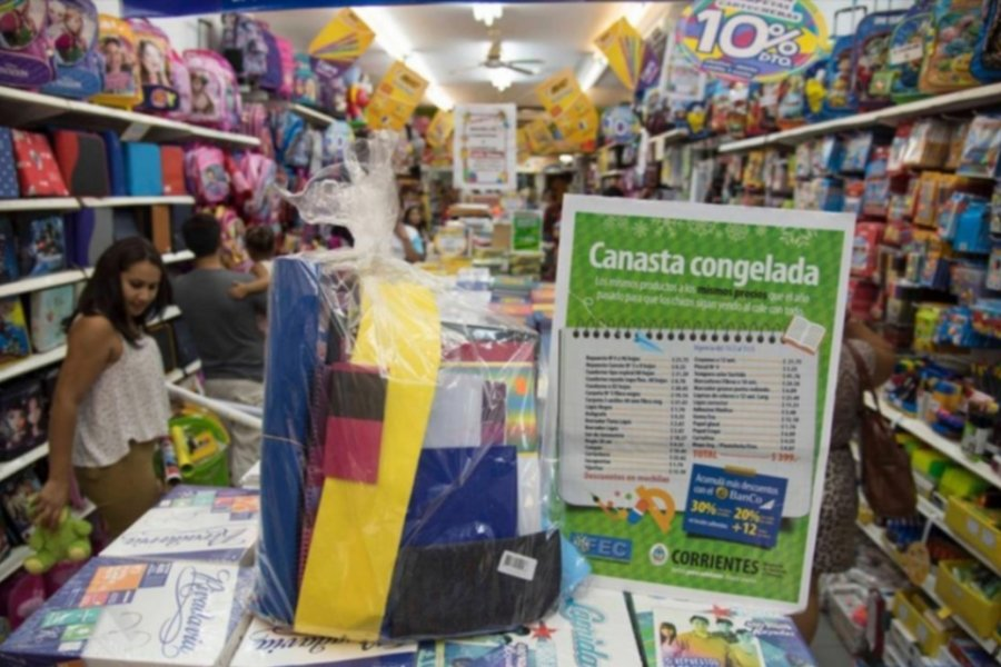 Canasta Escolar en Corrientes: Más locales adheridos a la oferta oficial