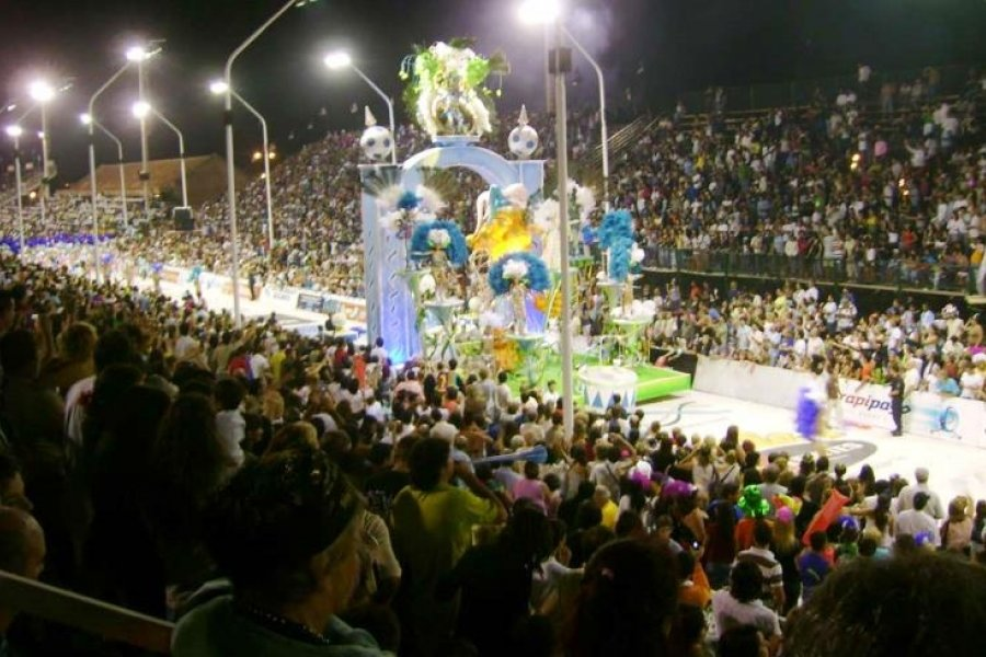 En el interanual, Corrientes recibió un 52%  más de turistas durante el fin de semana largo de carnaval