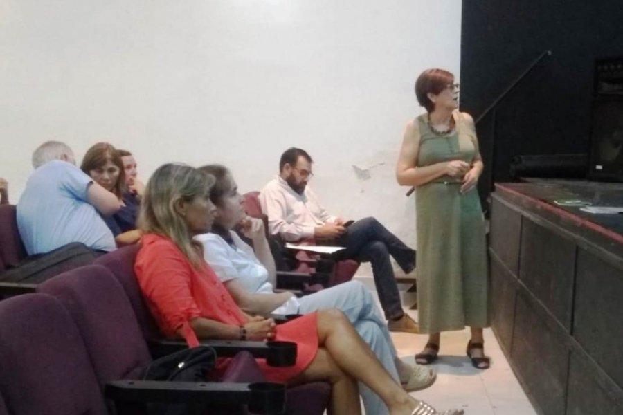Corrientes: Salud capacitó a equipos de atención primaria sobre controles en el embarazo