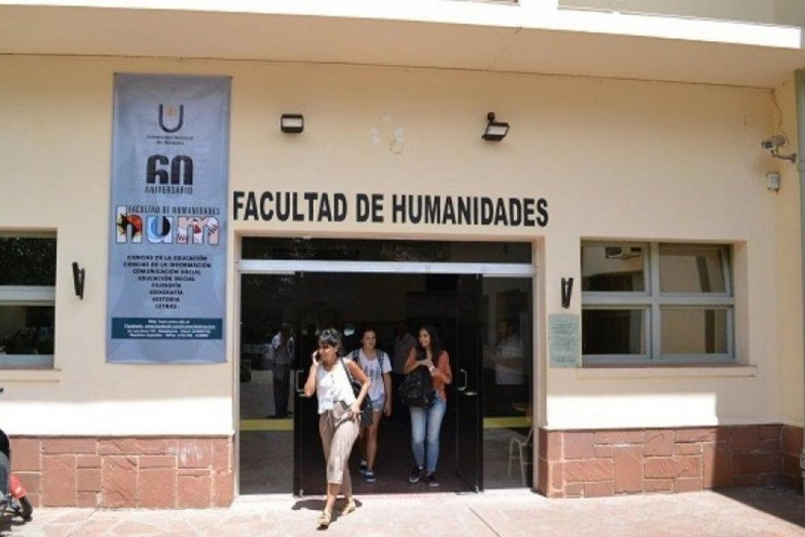 Por el coronavirus la Facultad de Humanidades de la UNNE suspendió actividades