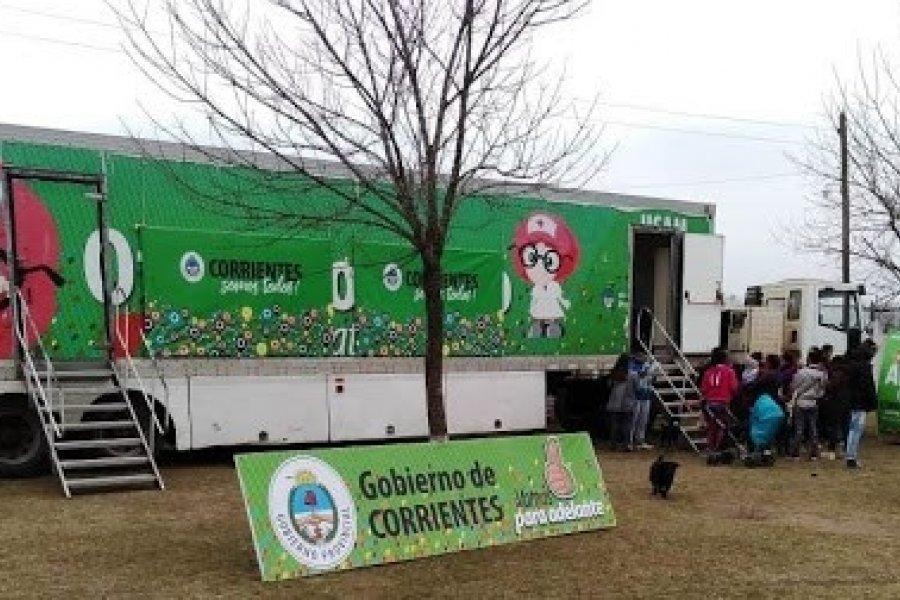Corrientes: Suspenden operativos móviles en toda la provincia y prorrogan entrega de documentaciones