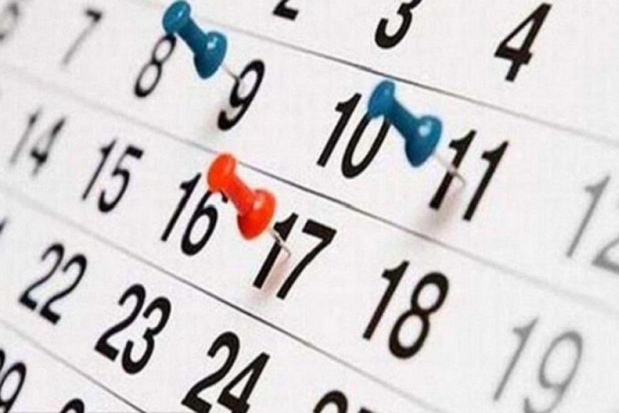 El Gobierno suspendió el feriado puente del lunes 24 de mayo