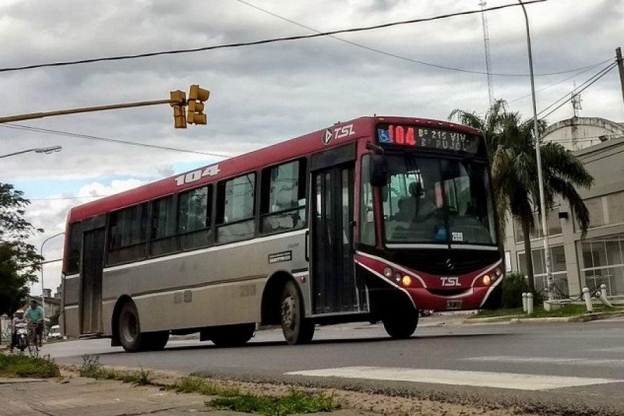 Se normalizó el servicio de colectivos en Corrientes