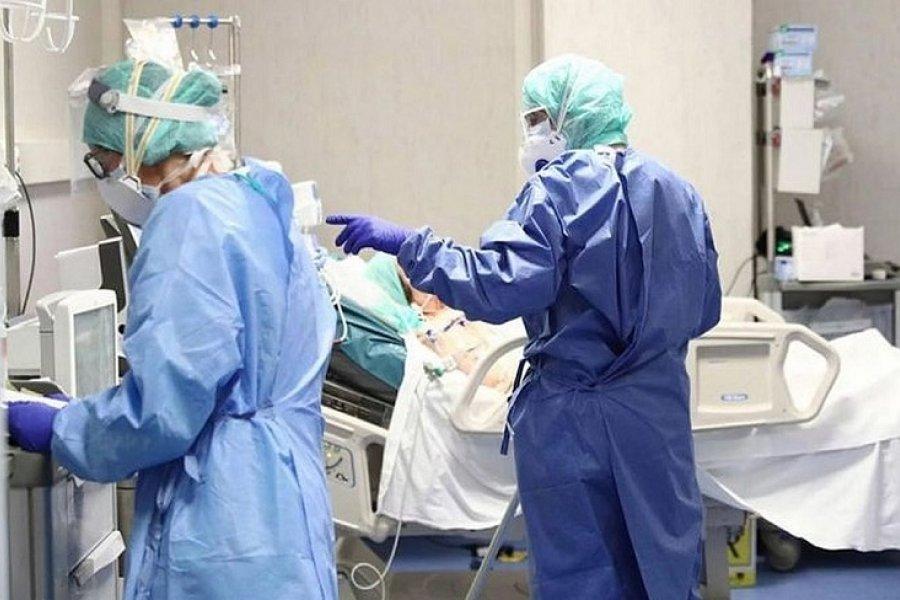 Médico goyano en grave estado en el Hospital de Campaña