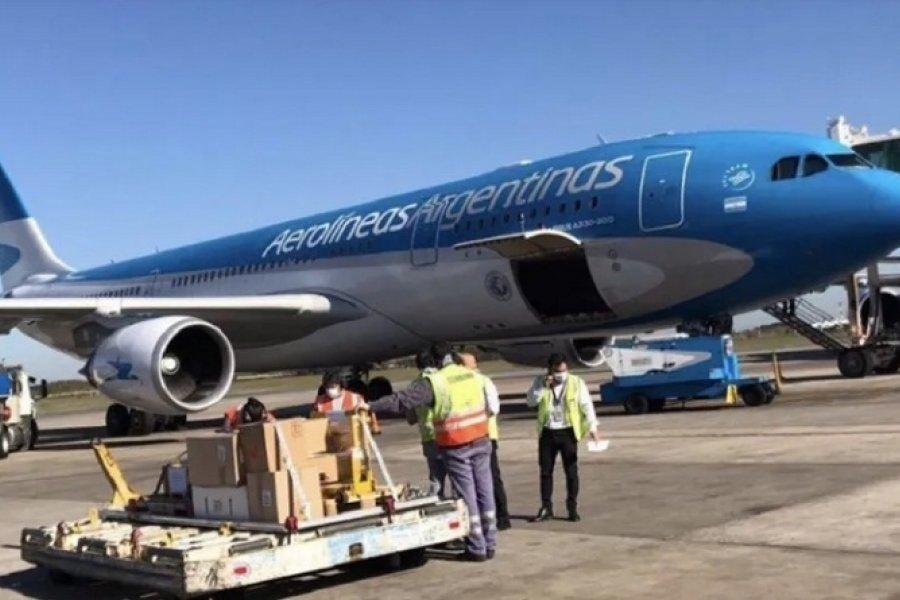 Meoni confirmó que a partir del 12 o 15 de octubre vuelven los vuelos regulares