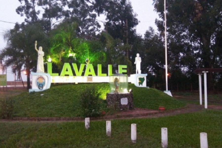 Con más de 40 casos activos de COVID-19, Lavalle retrocede a Fase 3