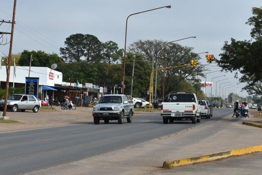 Corrientes: La apertura de la obra de Ensanche de la Ruta 5 se realizará el 18 de junio
