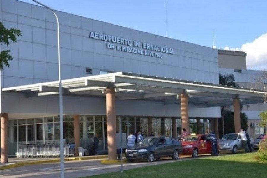 Corrientes: Garantizan la operatividad del aeropuerto en plena fase 3