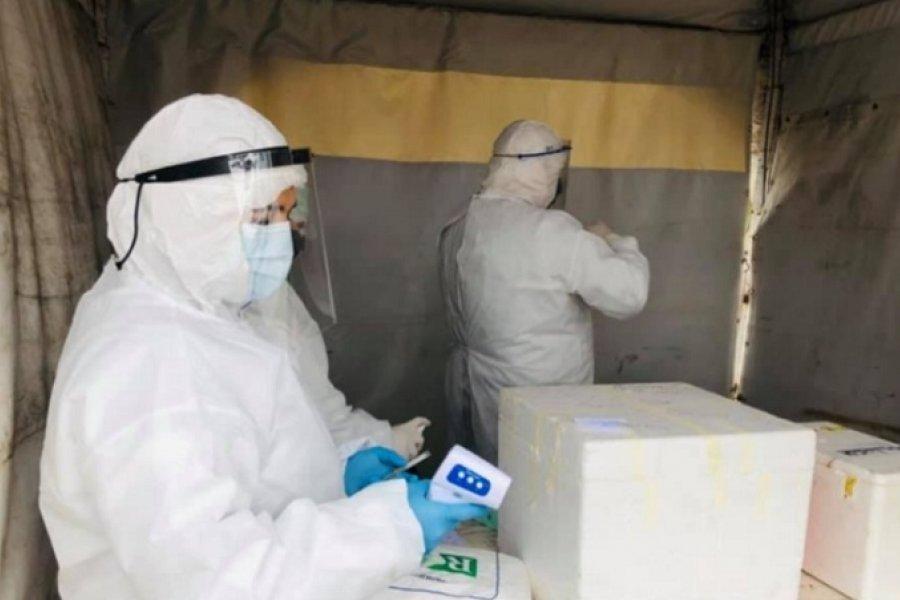 El Coronavirus no da tregua en Monte Caseros, Goya y Curuzú