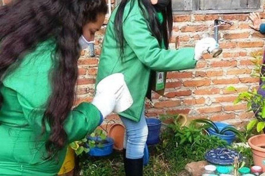 Corrientes: Sigue la prevención de Dengue en barrios de la ciudad