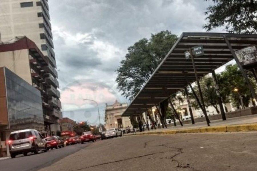 Corrientes: Continúa el paro de transporte público en la ciudad