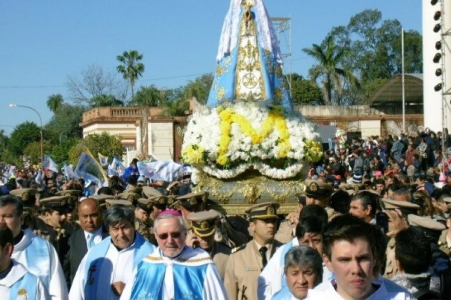 Corrientes: Itatí honrará a la Virgen en su día con una caravana