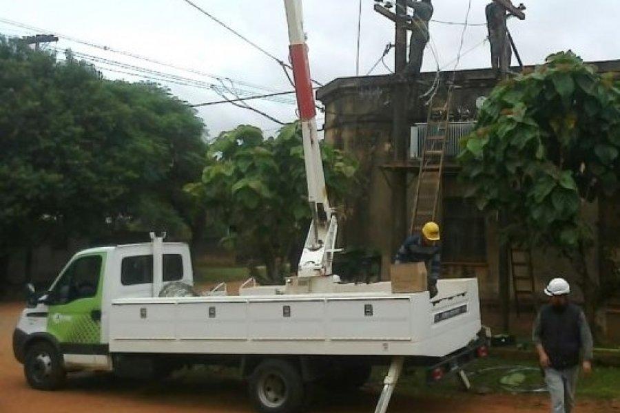 Corrientes: La Dpec realizará trabajos de mantenimiento en capital