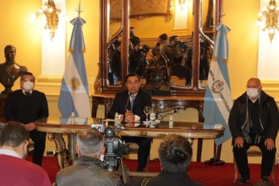 El Gobernador de Corrientes habilitó el turismo interno en zonas sin circulación viral de Covid-19