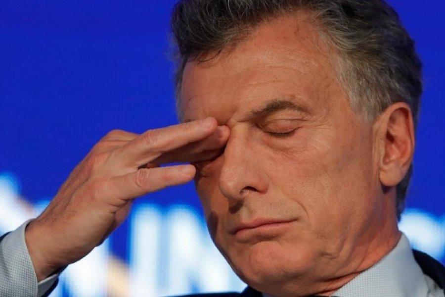 Mauricio Macri sigue haciendo campaña contra el aislamiento
