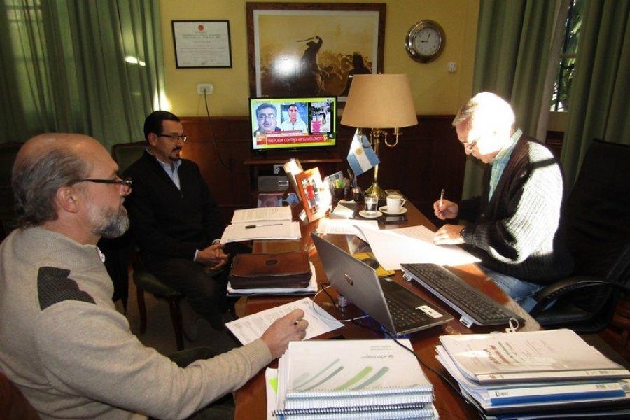 Corrientes: Nuevos caminos de enripiado en El Sombrero y San Cosme con inversion millonaria