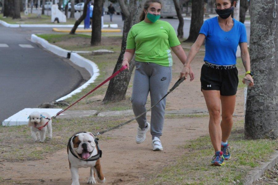 Caminatas en Corrientes: La página quedó habilitada para nuevos permisos