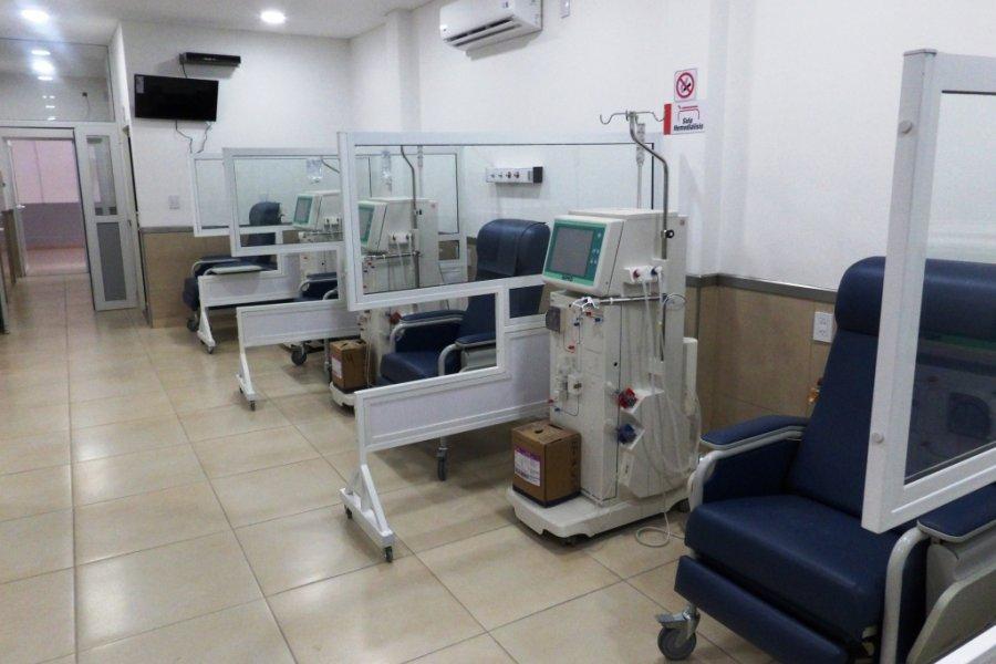 Corrientes: Se culminó con las obras del servicio de Diálisis para Covid-19